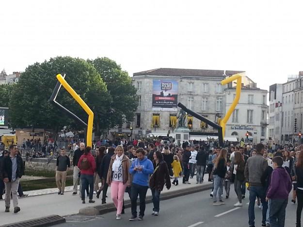La Rochelle, fête sa victoire et entre au TOP 14